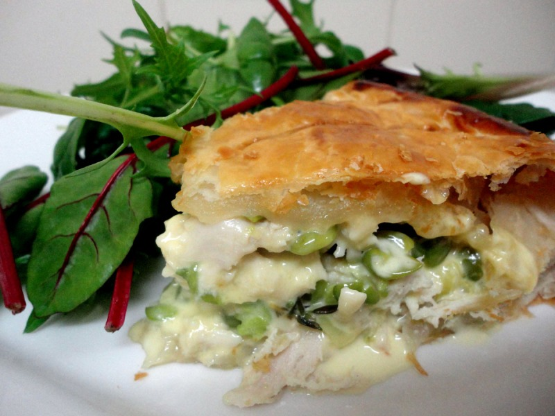 chicken and wine pie 3